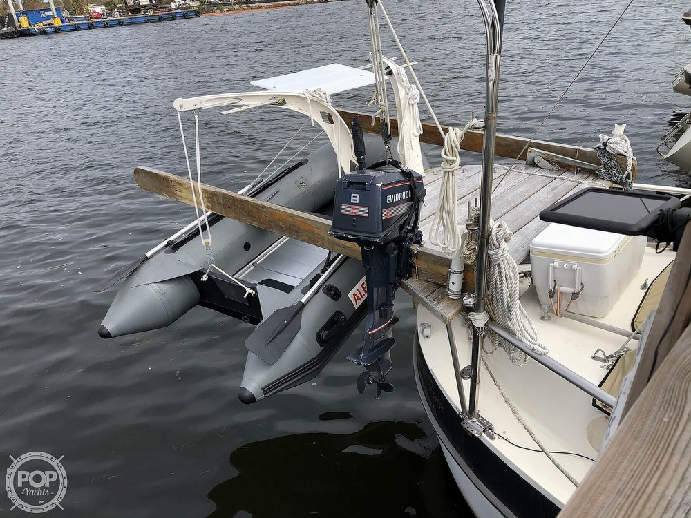 1976 Finnsailer boat for sale, model of the boat is VTZ 29 & Image # 7 of 40