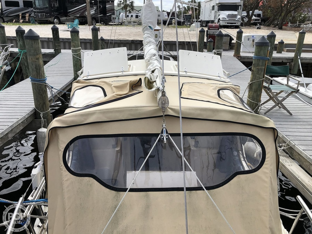 1976 Finnsailer boat for sale, model of the boat is VTZ 29 & Image # 8 of 40
