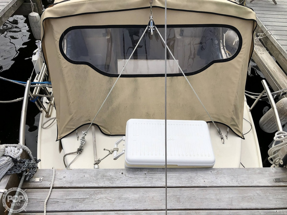 1976 Finnsailer boat for sale, model of the boat is VTZ 29 & Image # 9 of 40