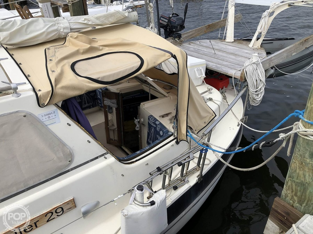 1976 Finnsailer boat for sale, model of the boat is VTZ 29 & Image # 14 of 40