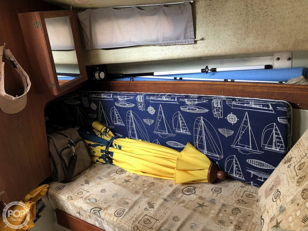1976 Finnsailer boat for sale, model of the boat is VTZ 29 & Image # 22 of 40