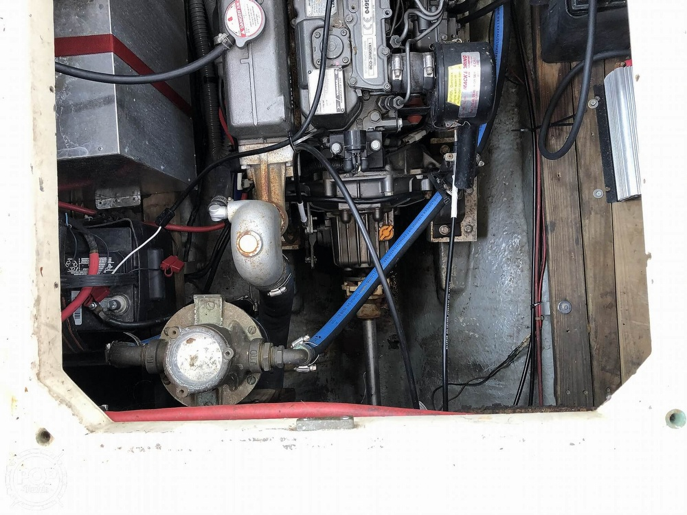 1976 Finnsailer boat for sale, model of the boat is VTZ 29 & Image # 27 of 40