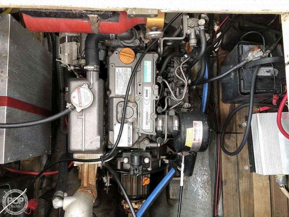 1976 Finnsailer boat for sale, model of the boat is VTZ 29 & Image # 28 of 40