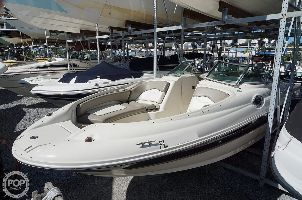 2004 Sea Ray boat for sale, model of the boat is 240 Sundeck & Image # 8 of 40