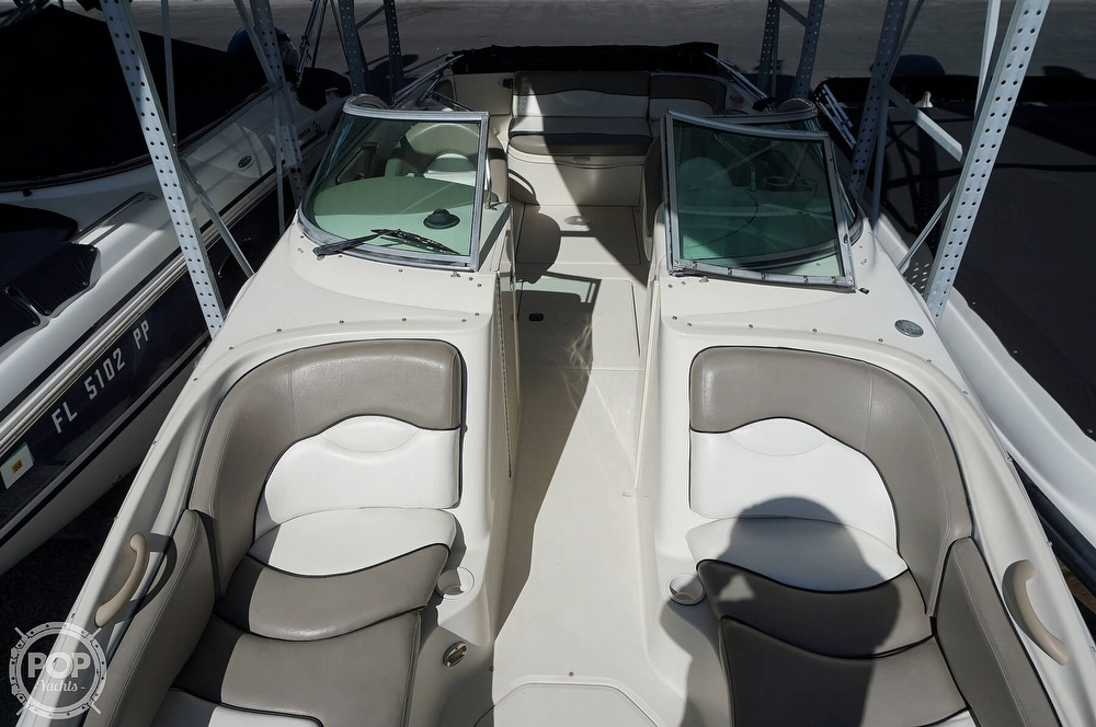 2004 Sea Ray boat for sale, model of the boat is 240 Sundeck & Image # 21 of 40