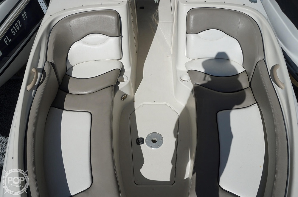 2004 Sea Ray boat for sale, model of the boat is 240 Sundeck & Image # 23 of 40