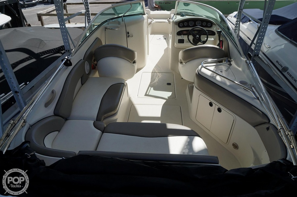 2004 Sea Ray boat for sale, model of the boat is 240 Sundeck & Image # 3 of 40