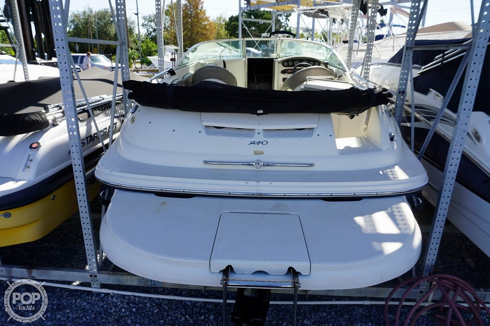 2004 Sea Ray boat for sale, model of the boat is 240 Sundeck & Image # 34 of 40