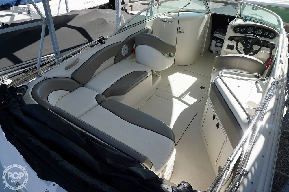 2004 Sea Ray boat for sale, model of the boat is 240 Sundeck & Image # 32 of 40