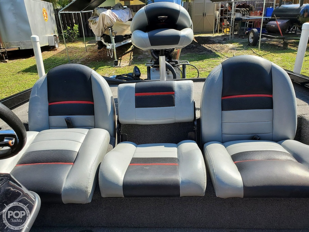 2017 Triton boat for sale, model of the boat is 18TX & Image # 33 of 40