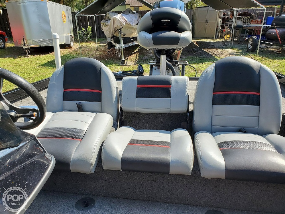 2017 Triton boat for sale, model of the boat is 18TX & Image # 35 of 40