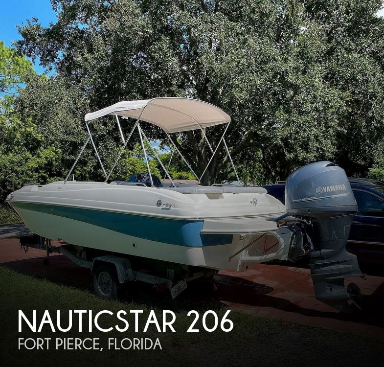 Used NauticStar Deck Boats For Sale by owner | 2008 NauticStar 206