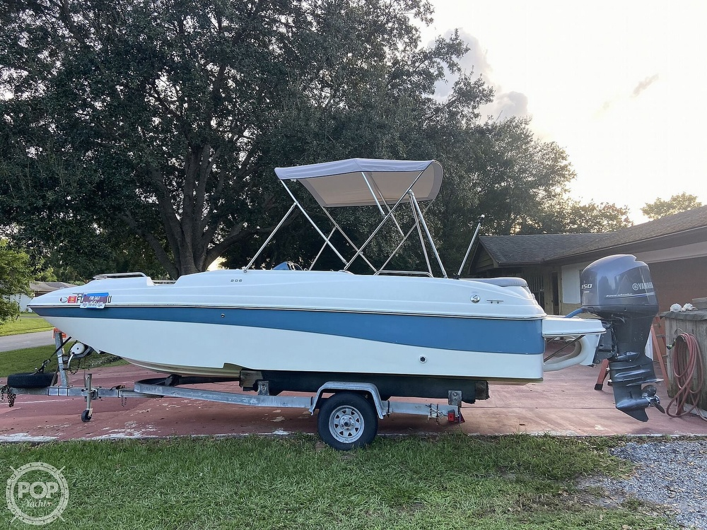 2008 Nautic Star boat for sale, model of the boat is 206 & Image # 21 of 40