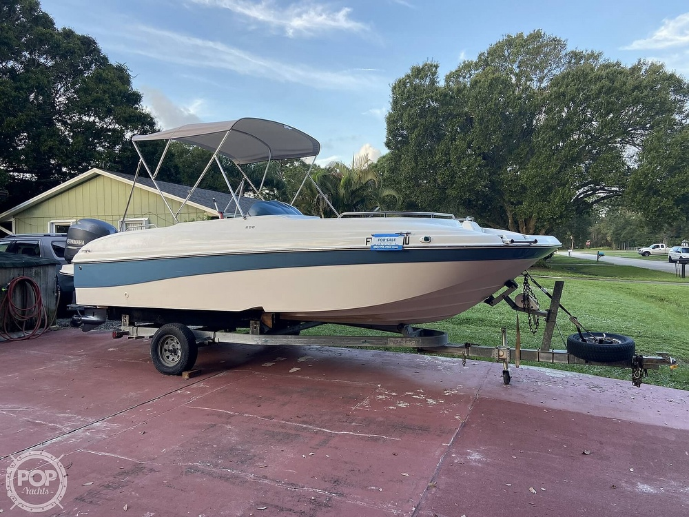 2008 Nautic Star boat for sale, model of the boat is 206 & Image # 29 of 40