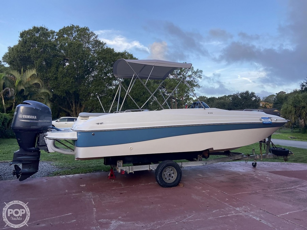 2008 Nautic Star boat for sale, model of the boat is 206 & Image # 32 of 40