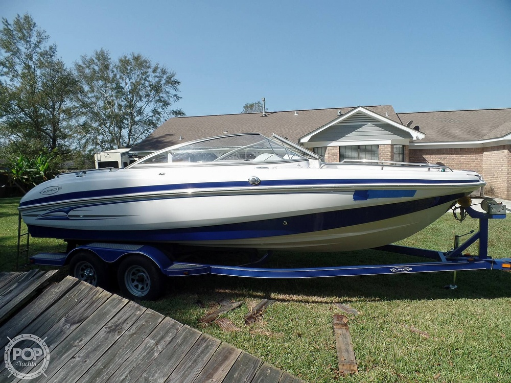 2008 Tahoe boat for sale, model of the boat is Q8i & Image # 32 of 40