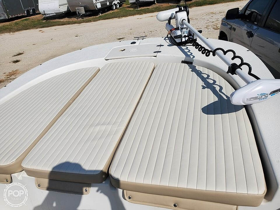 2016 Carolina Skiff boat for sale, model of the boat is 218 & Image # 7 of 19