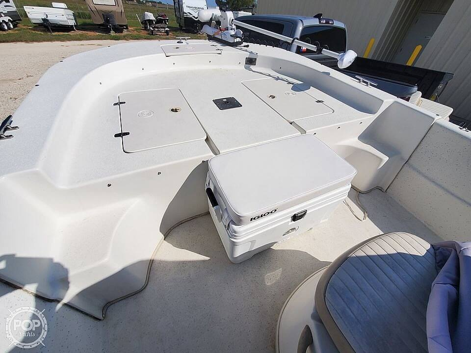 2016 Carolina Skiff boat for sale, model of the boat is 218 & Image # 14 of 19