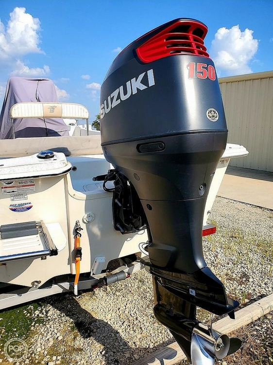 2016 Carolina Skiff boat for sale, model of the boat is 218 & Image # 15 of 19
