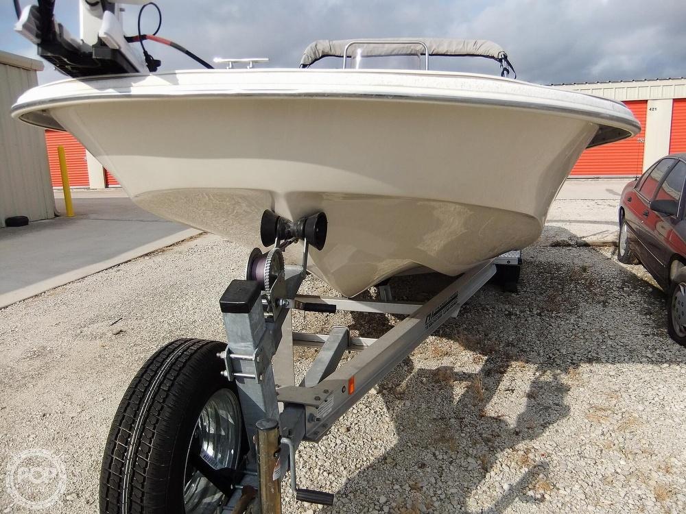 2016 Carolina Skiff boat for sale, model of the boat is 218 DLV & Image # 11 of 40