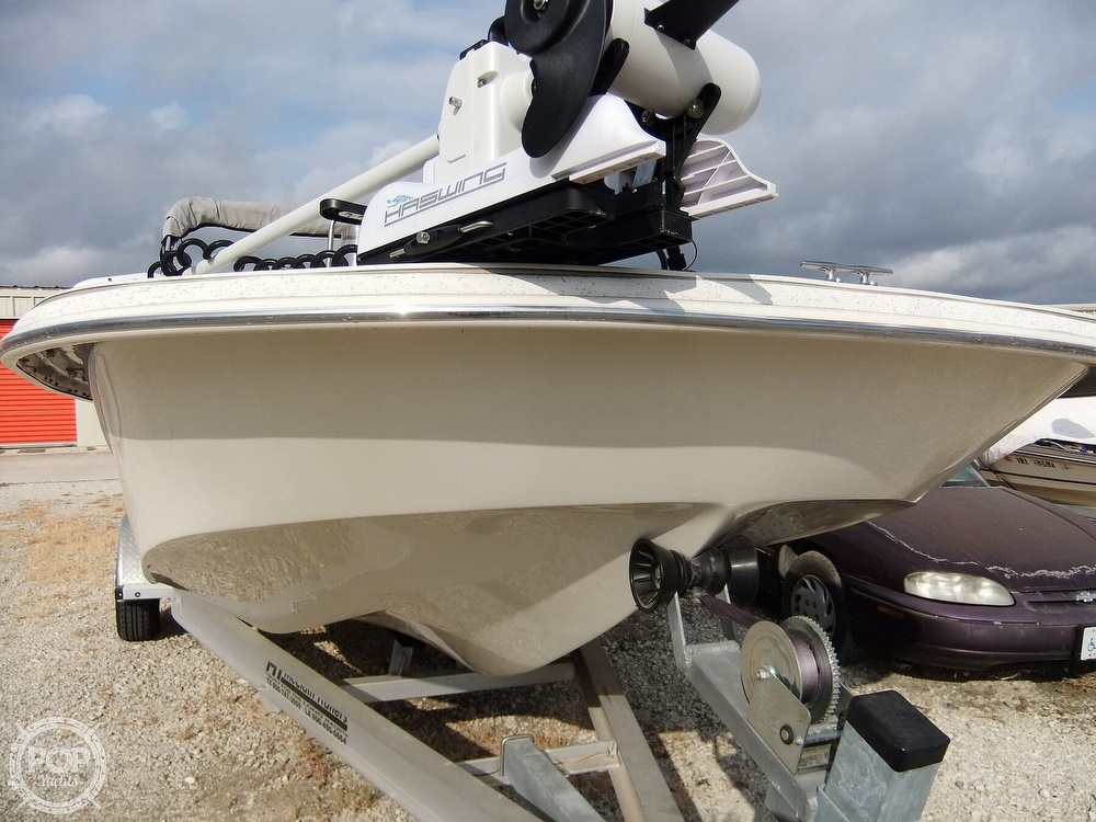 2016 Carolina Skiff boat for sale, model of the boat is 218 DLV & Image # 14 of 40
