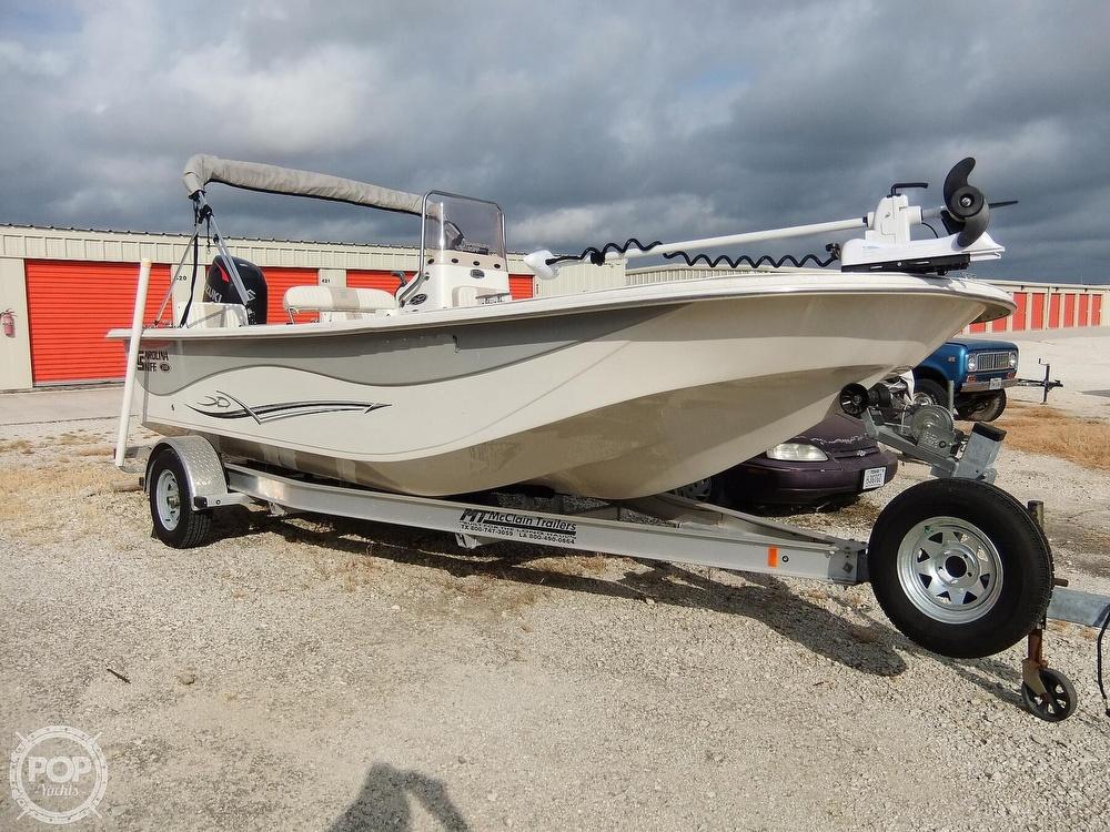 2016 Carolina Skiff boat for sale, model of the boat is 218 DLV & Image # 15 of 40
