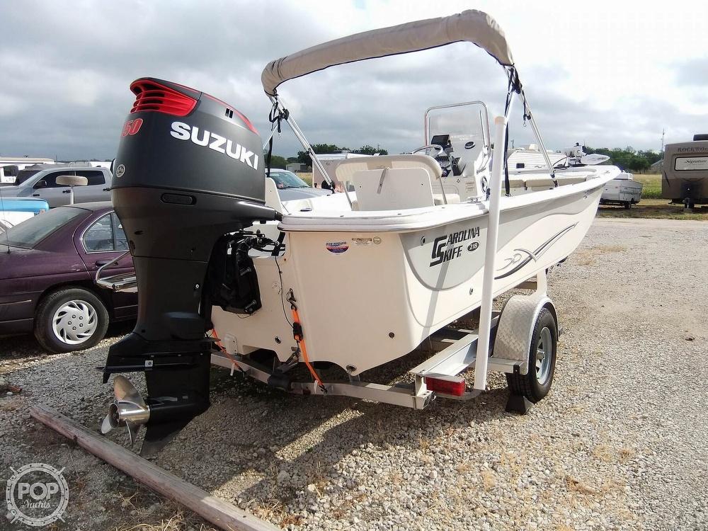 2016 Carolina Skiff boat for sale, model of the boat is 218 DLV & Image # 18 of 40