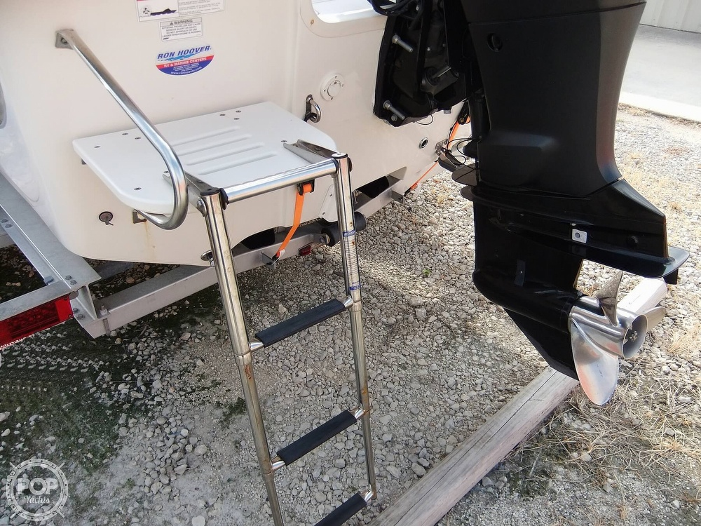 2016 Carolina Skiff boat for sale, model of the boat is 218 DLV & Image # 25 of 40