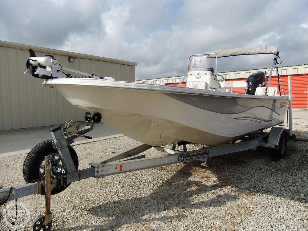 2016 Carolina Skiff boat for sale, model of the boat is 218 DLV & Image # 32 of 40