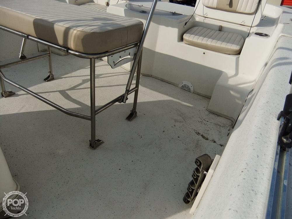 2016 Carolina Skiff boat for sale, model of the boat is 218 DLV & Image # 37 of 40