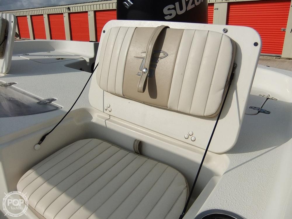 2016 Carolina Skiff boat for sale, model of the boat is 218 DLV & Image # 40 of 40