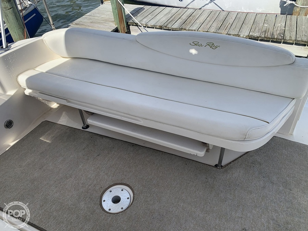 2001 Sea Ray boat for sale, model of the boat is 340 Sundancer & Image # 6 of 40