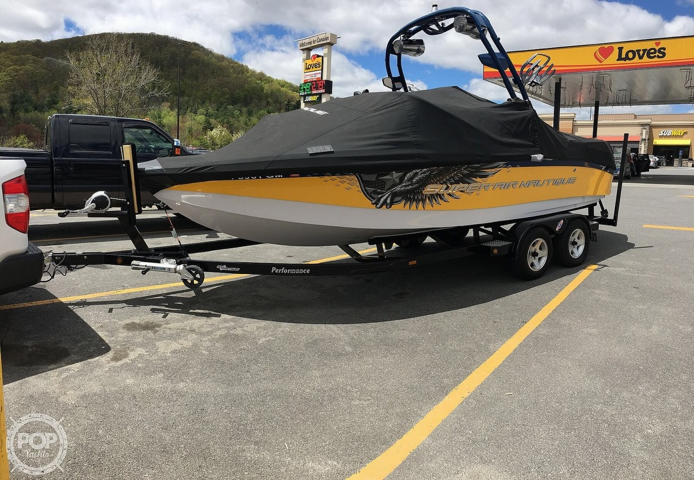 2012 Nautique boat for sale, model of the boat is Super Air 210 & Image # 3 of 25