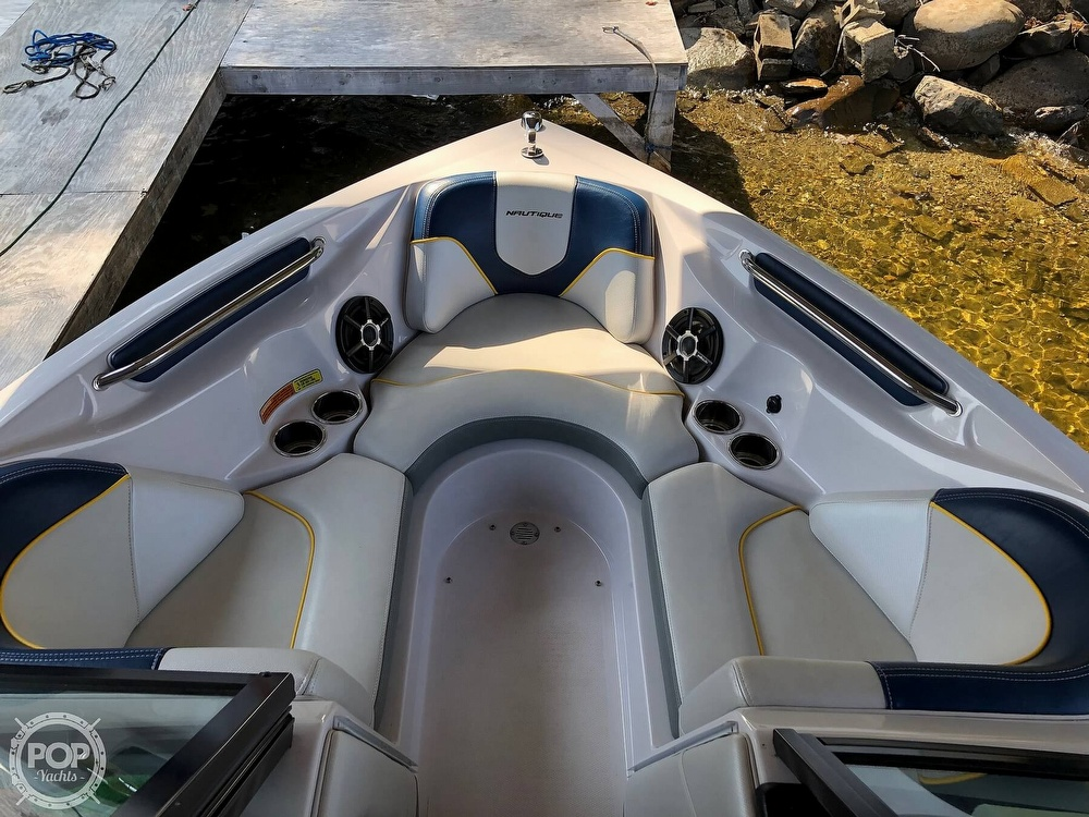 2012 Nautique boat for sale, model of the boat is Super Air 210 & Image # 4 of 25
