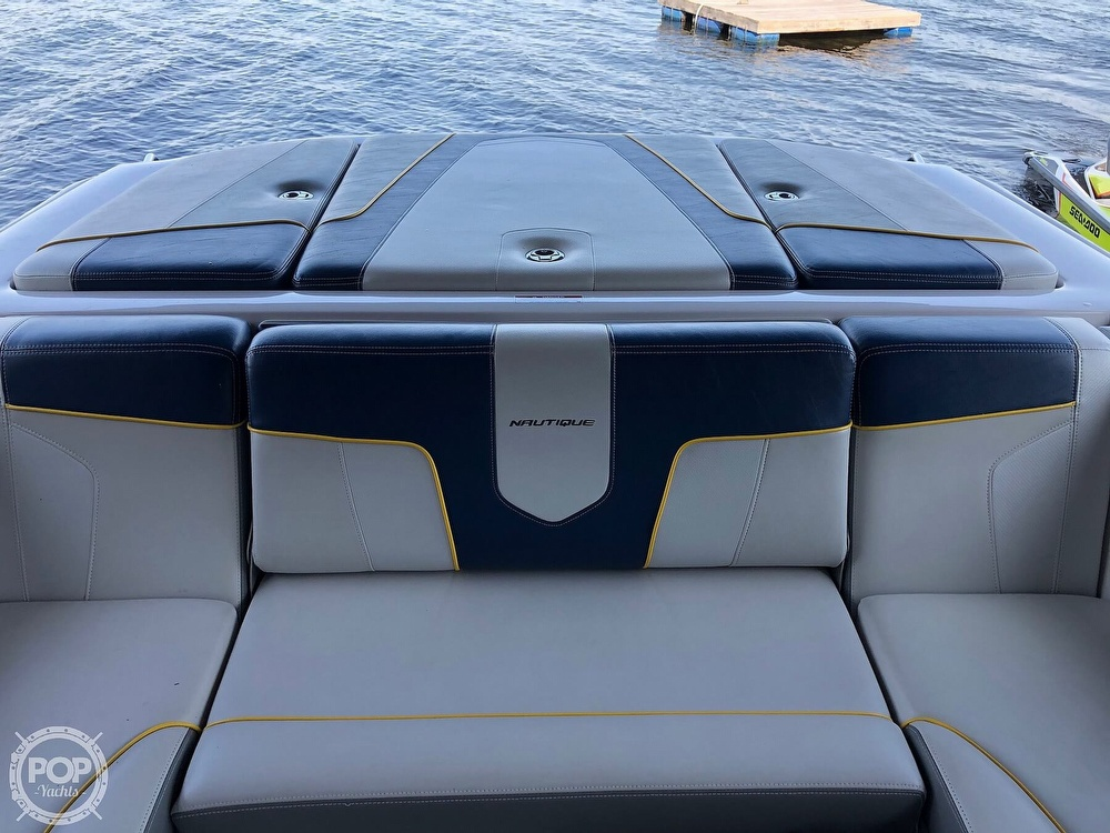 2012 Nautique boat for sale, model of the boat is Super Air 210 & Image # 15 of 25