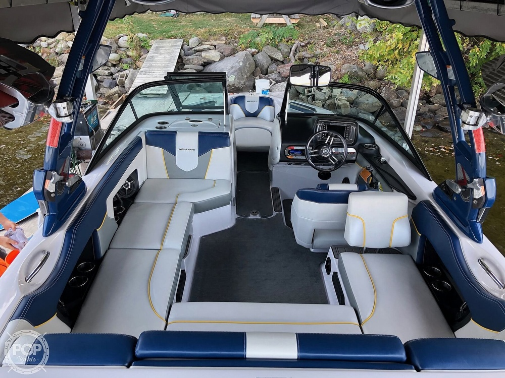 2012 Nautique boat for sale, model of the boat is Super Air 210 & Image # 18 of 25