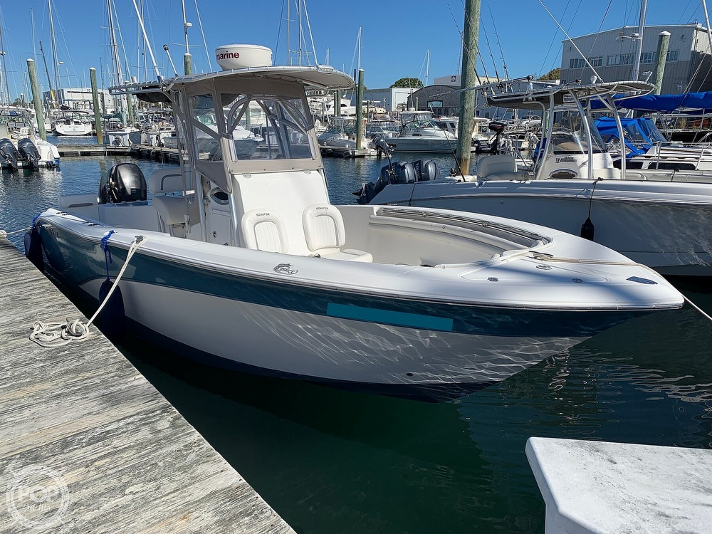 2008 Sea Fox boat for sale, model of the boat is 256CC & Image # 2 of 40