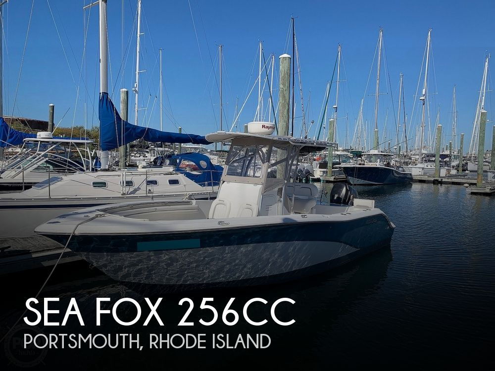 2008 Sea Fox boat for sale, model of the boat is 256CC & Image # 1 of 40