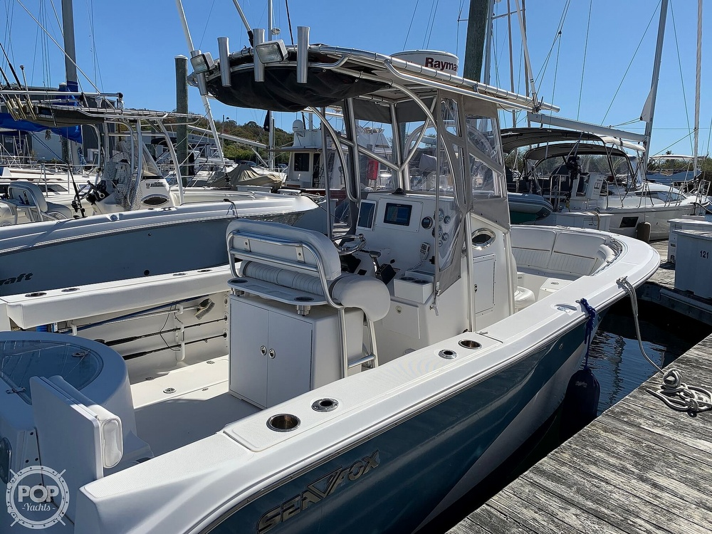 2008 Sea Fox boat for sale, model of the boat is 256CC & Image # 10 of 40