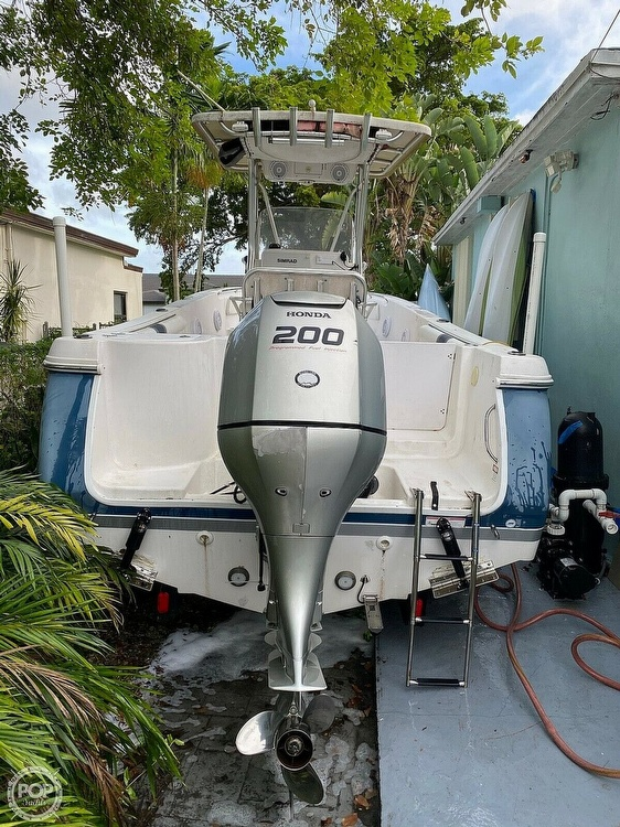2008 Pro-Line boat for sale, model of the boat is 23 Sport & Image # 4 of 40