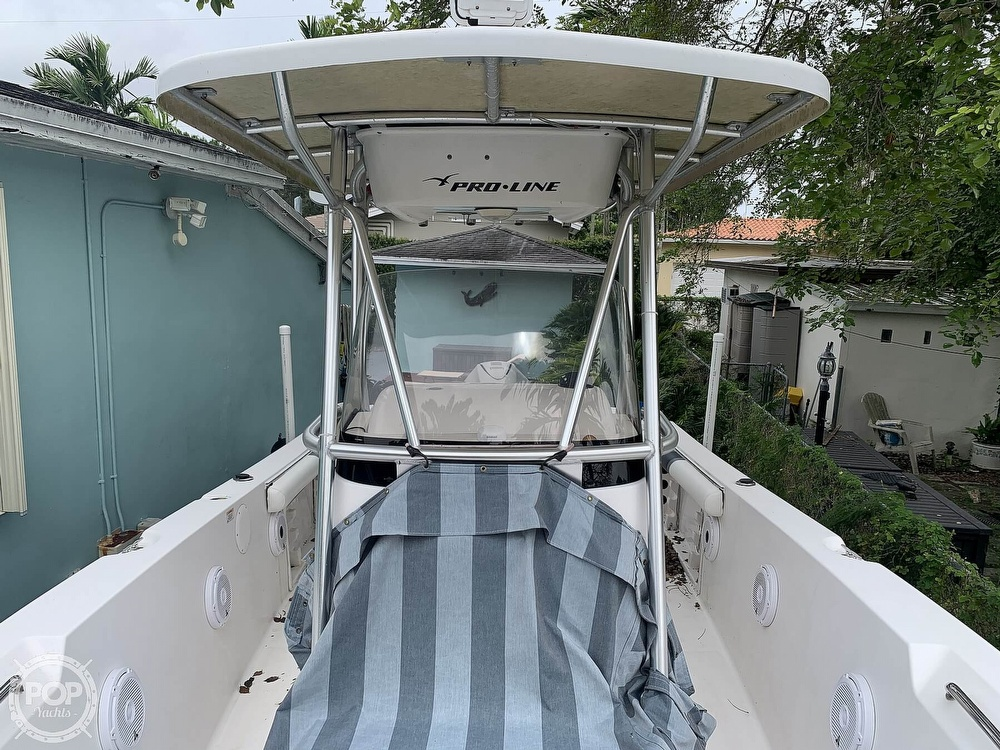 2008 Pro-Line boat for sale, model of the boat is 23 Sport & Image # 36 of 40
