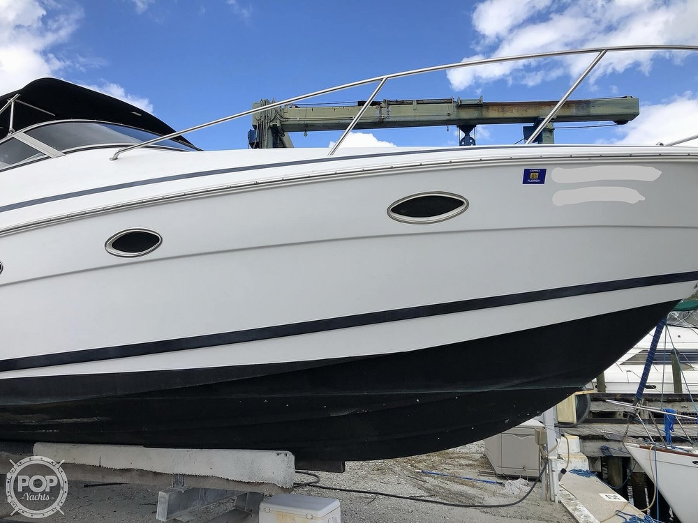 2000 Chris Craft boat for sale, model of the boat is 328 Express Cruiser & Image # 28 of 40