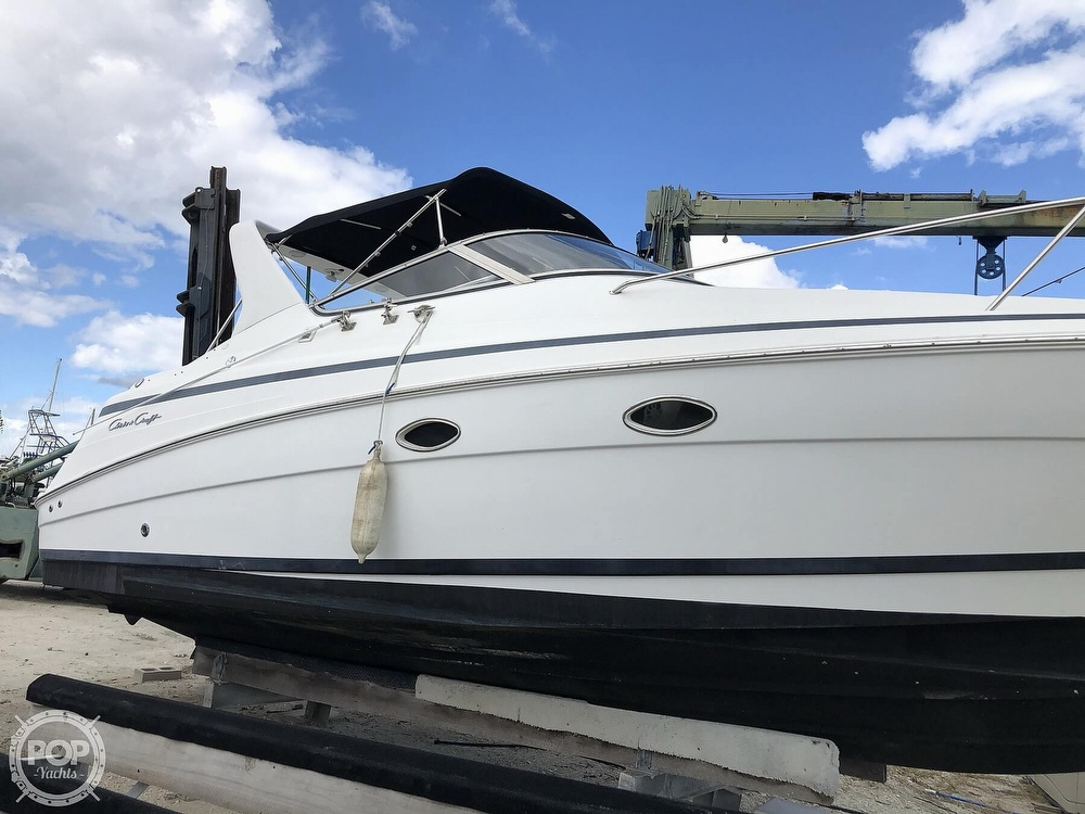 2000 Chris Craft boat for sale, model of the boat is 328 Express Cruiser & Image # 29 of 40