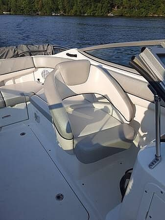 2012 Yamaha boat for sale, model of the boat is SX 210 & Image # 3 of 11