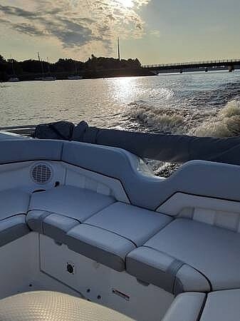 2012 Yamaha boat for sale, model of the boat is SX 210 & Image # 5 of 11