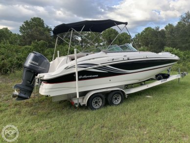 Hurricane SunDeck 2400, 2400, for sale - $52,300