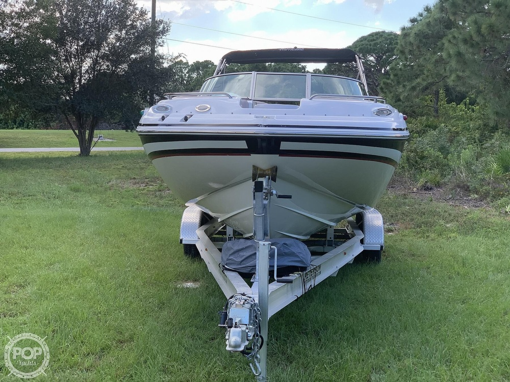 2014 Hurricane boat for sale, model of the boat is SunDeck 2400 & Image # 2 of 40