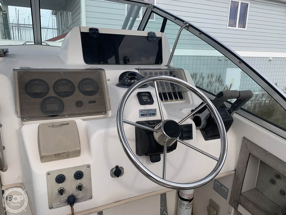 1994 Grady-White boat for sale, model of the boat is 252 Sailfish & Image # 5 of 40