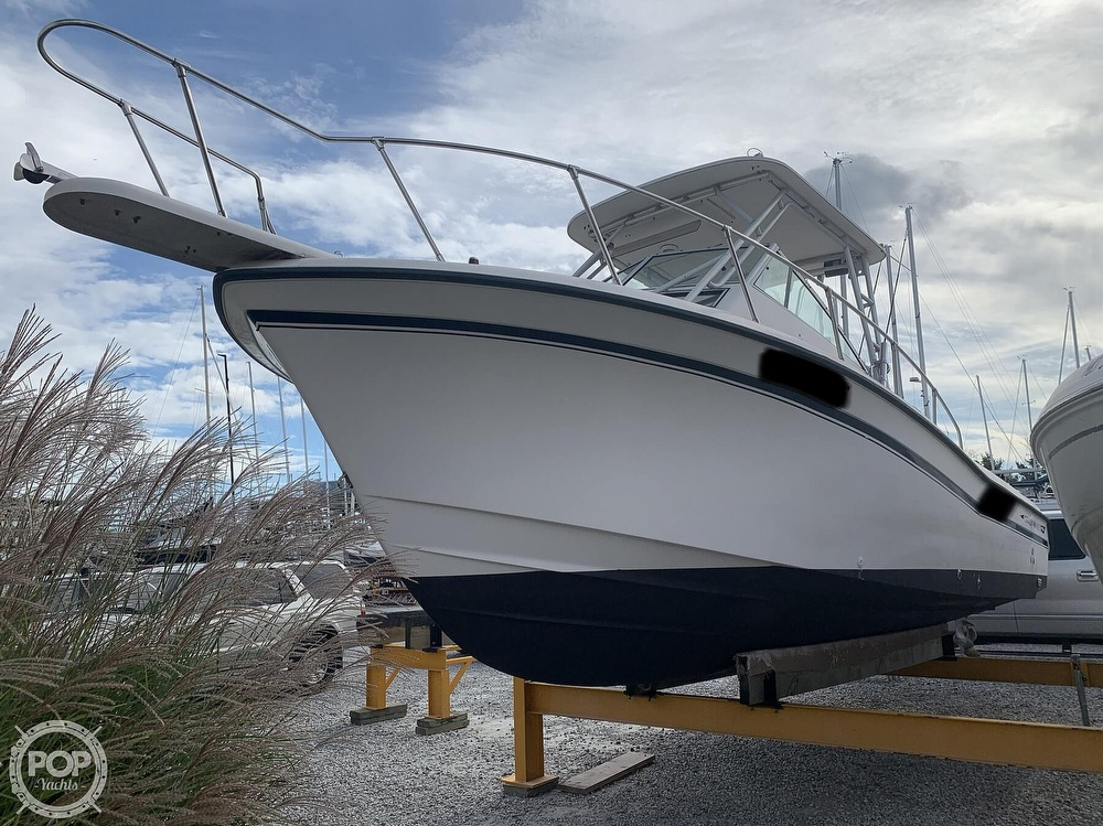 1994 Grady-White boat for sale, model of the boat is 252 Sailfish & Image # 23 of 40
