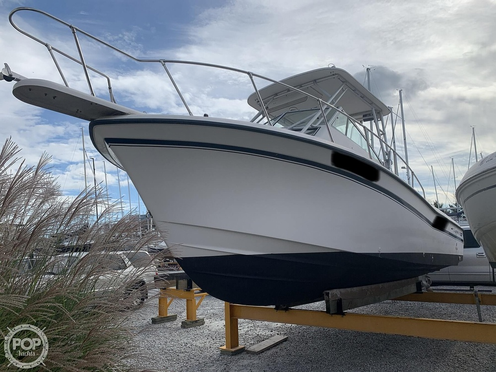 1994 Grady-White boat for sale, model of the boat is 252 Sailfish & Image # 25 of 40